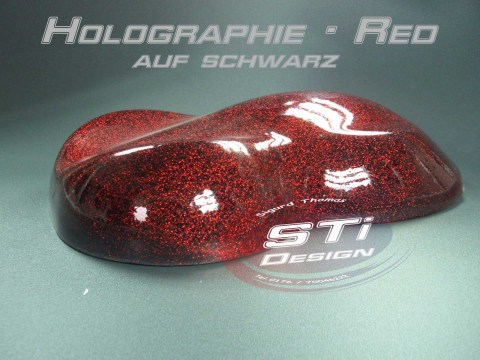 Holographie Red